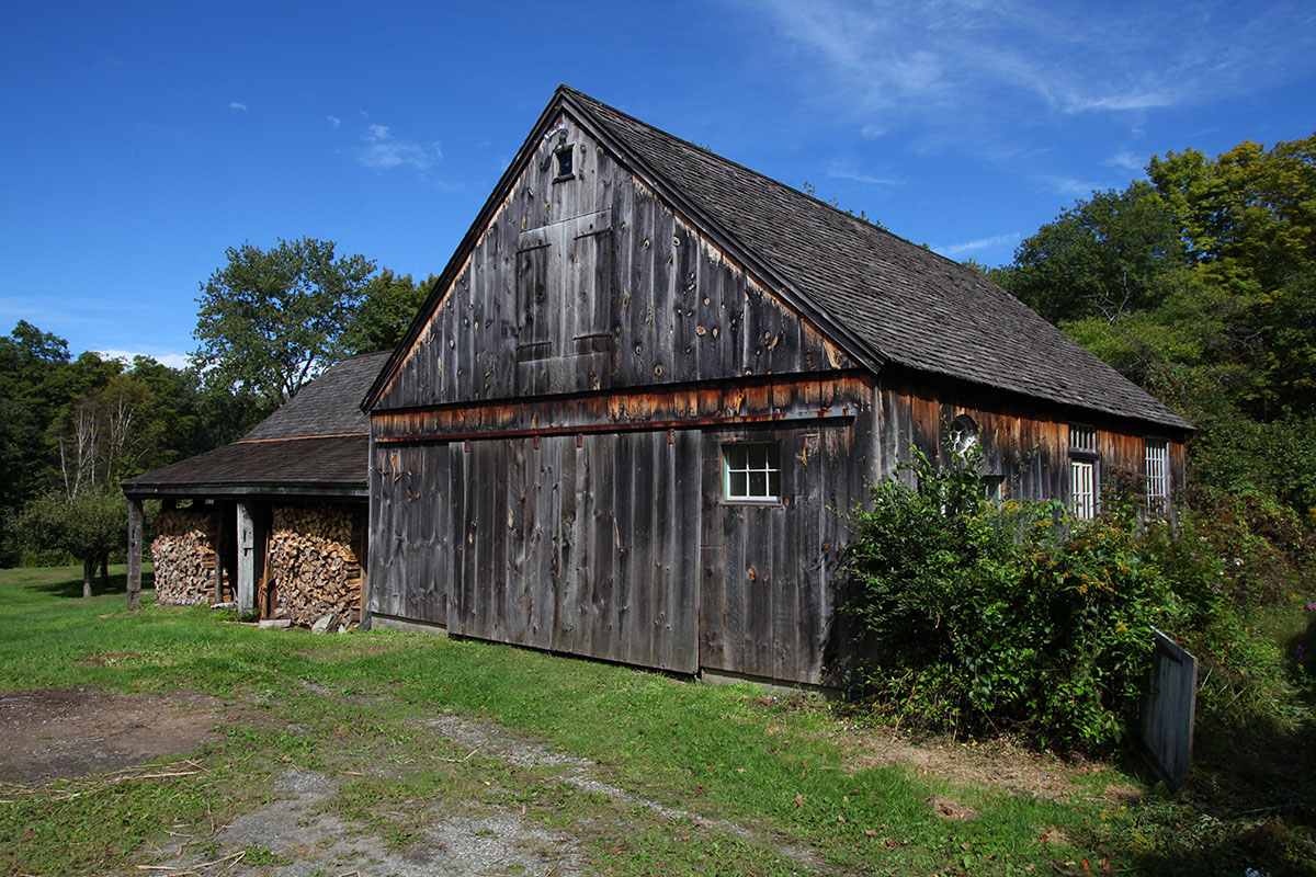 Marsh-Whitlock House Barn