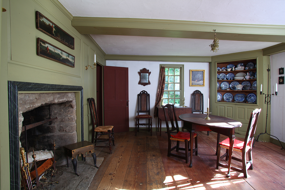 Marsh-Whitlock House Kitchen