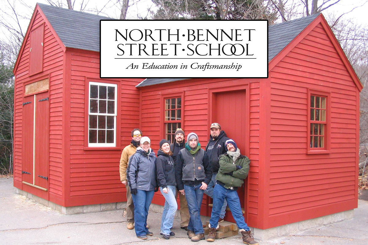 North Bennett Street School