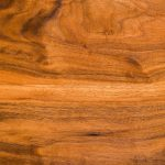 Wood Grain of the Brawley Made Walnut Boyden Hall Table