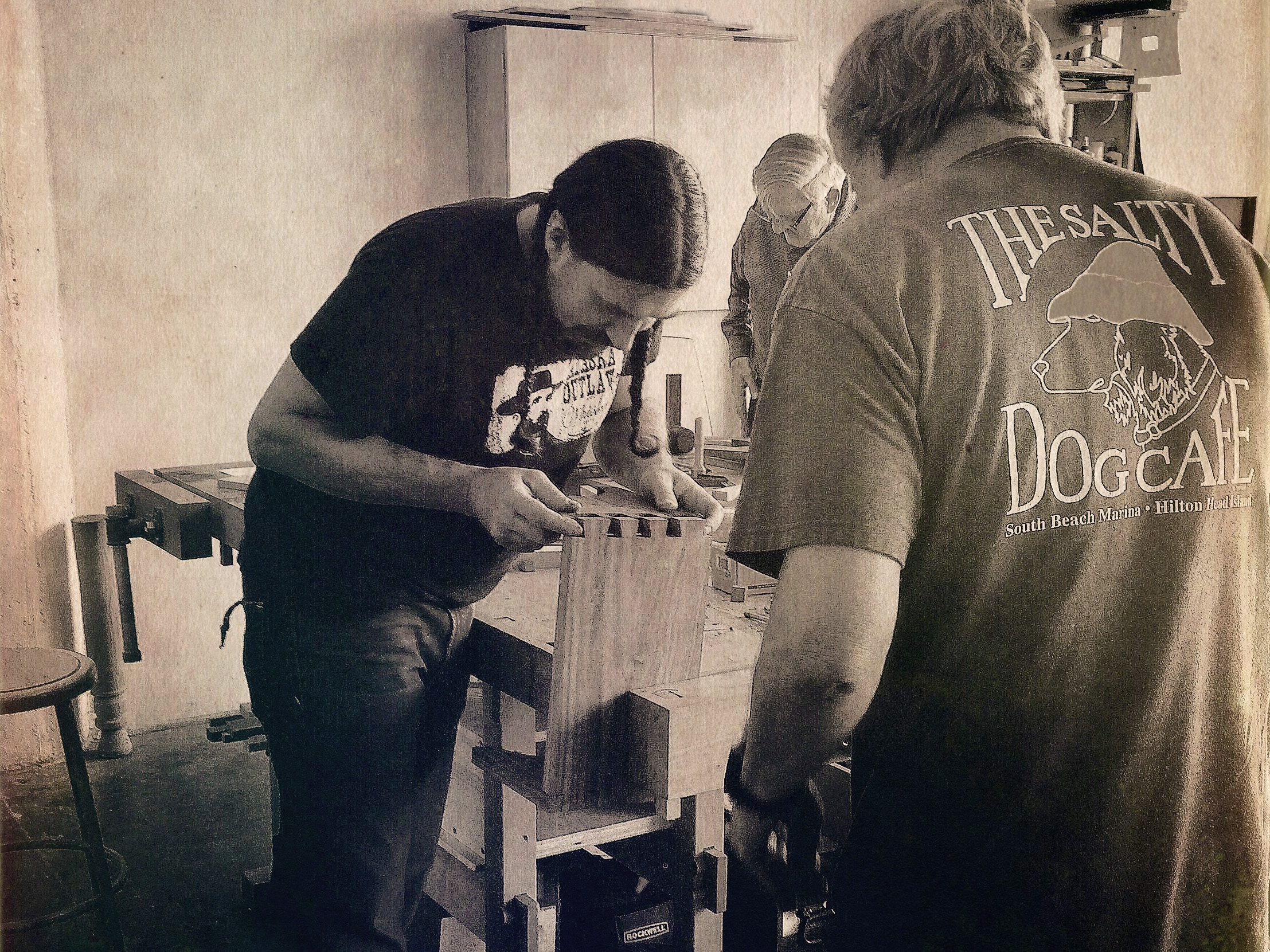 Brawley Made Dovetail Workshop