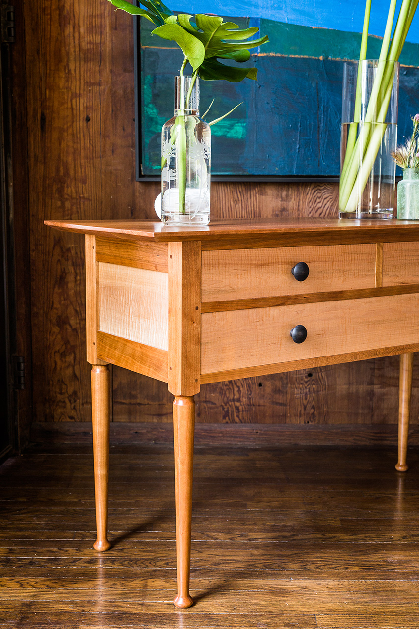 Brawley Made Side Board Table