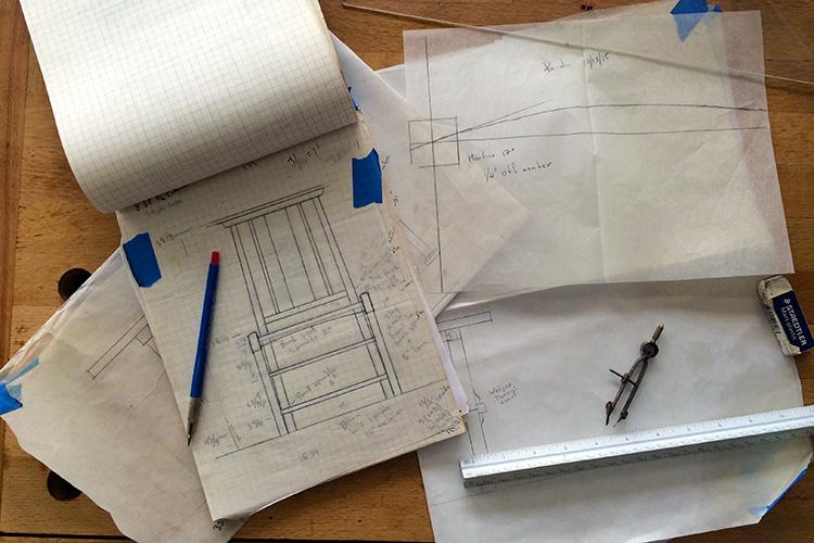Brawley Made Furniture Design Plan
