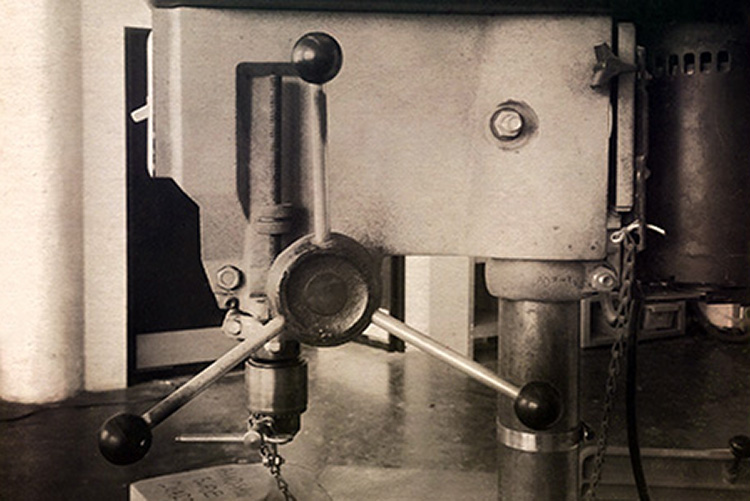 Brawley Made Drill Press