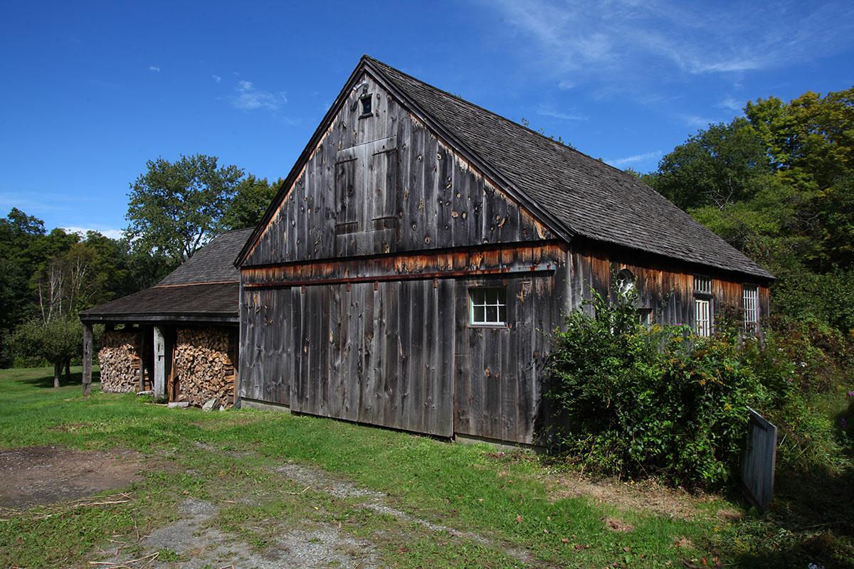 Marsh-Whitlock House Barn
