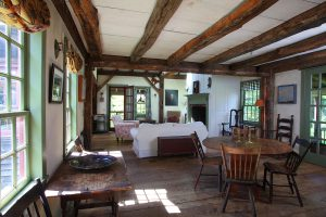 Marsh-Whitlock House Great Room