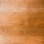 Wood Grain Detail of the Brawley Made Hand Crafted Henderson Sideboard made of Cherry and Curly Maple
