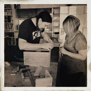 Brawley Made Teaching Woodworking