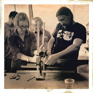 Brawley Made and Laura Zahn Teaching Dovetail Workshop
