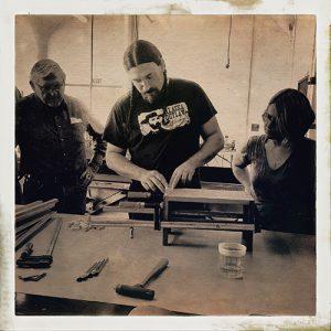 Brawley Made Teaching Dovetail Class
