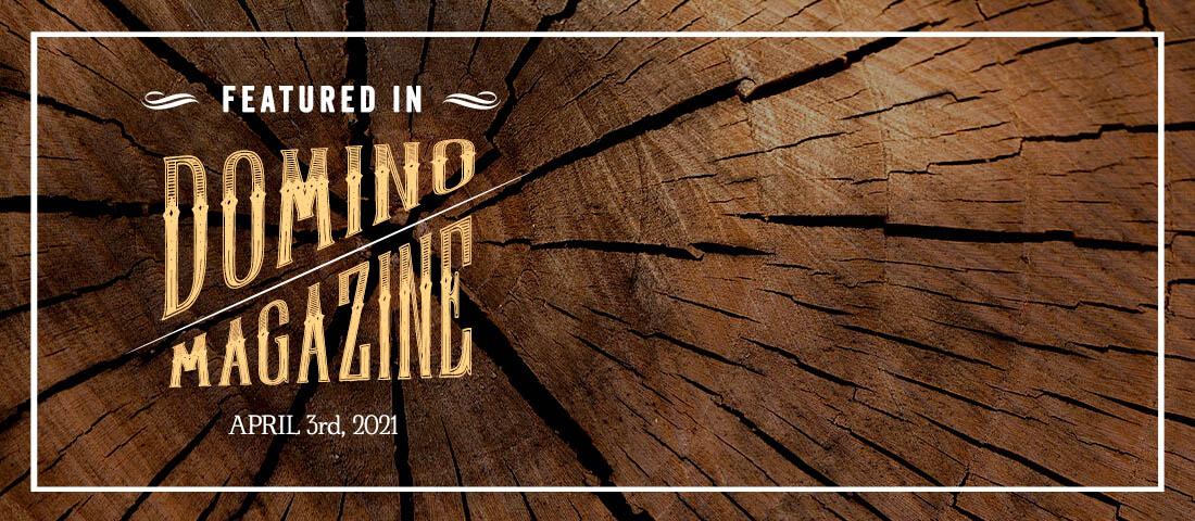 Brawley Made Domino Magazine Header